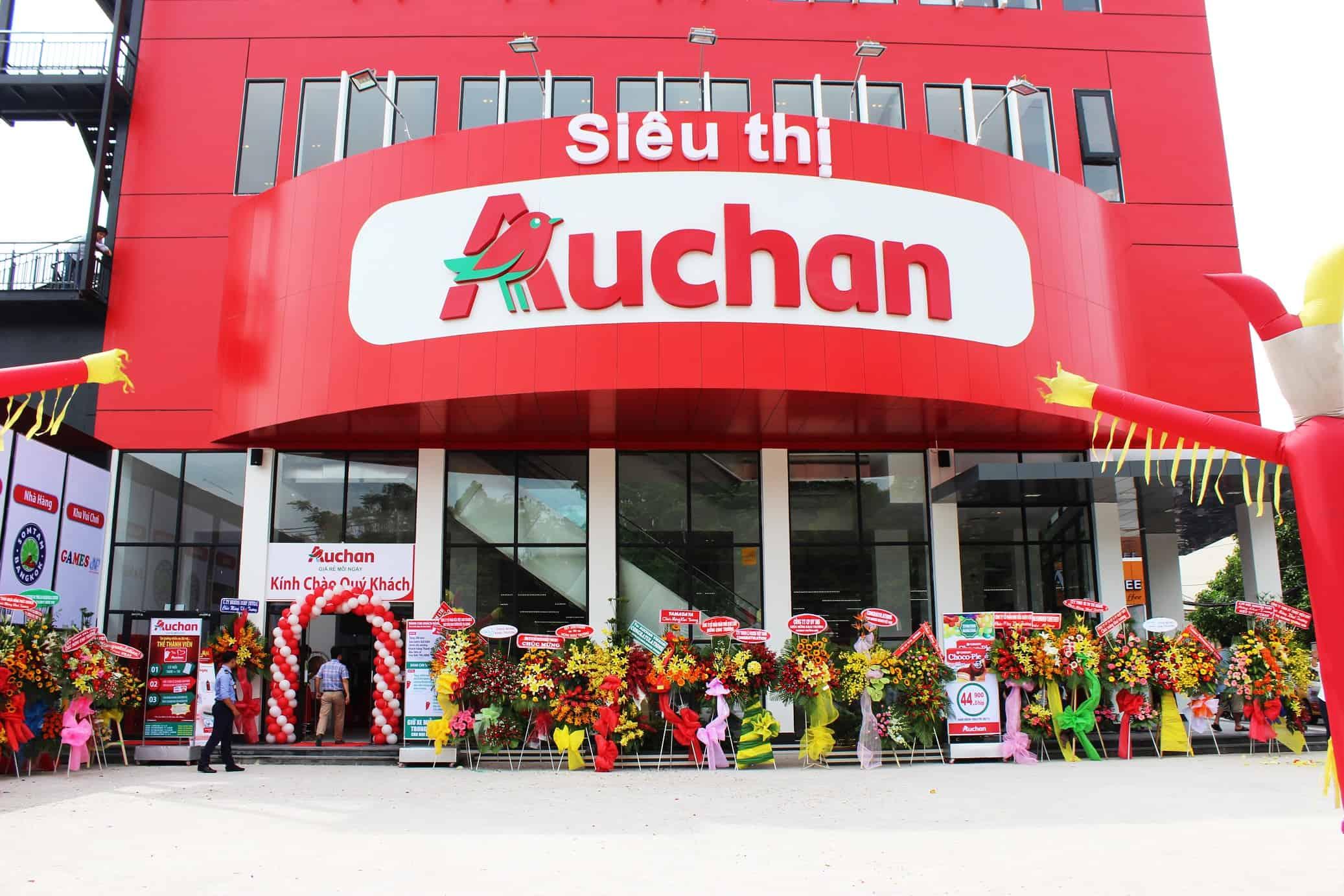 Auchan Kim Nguen Corporation