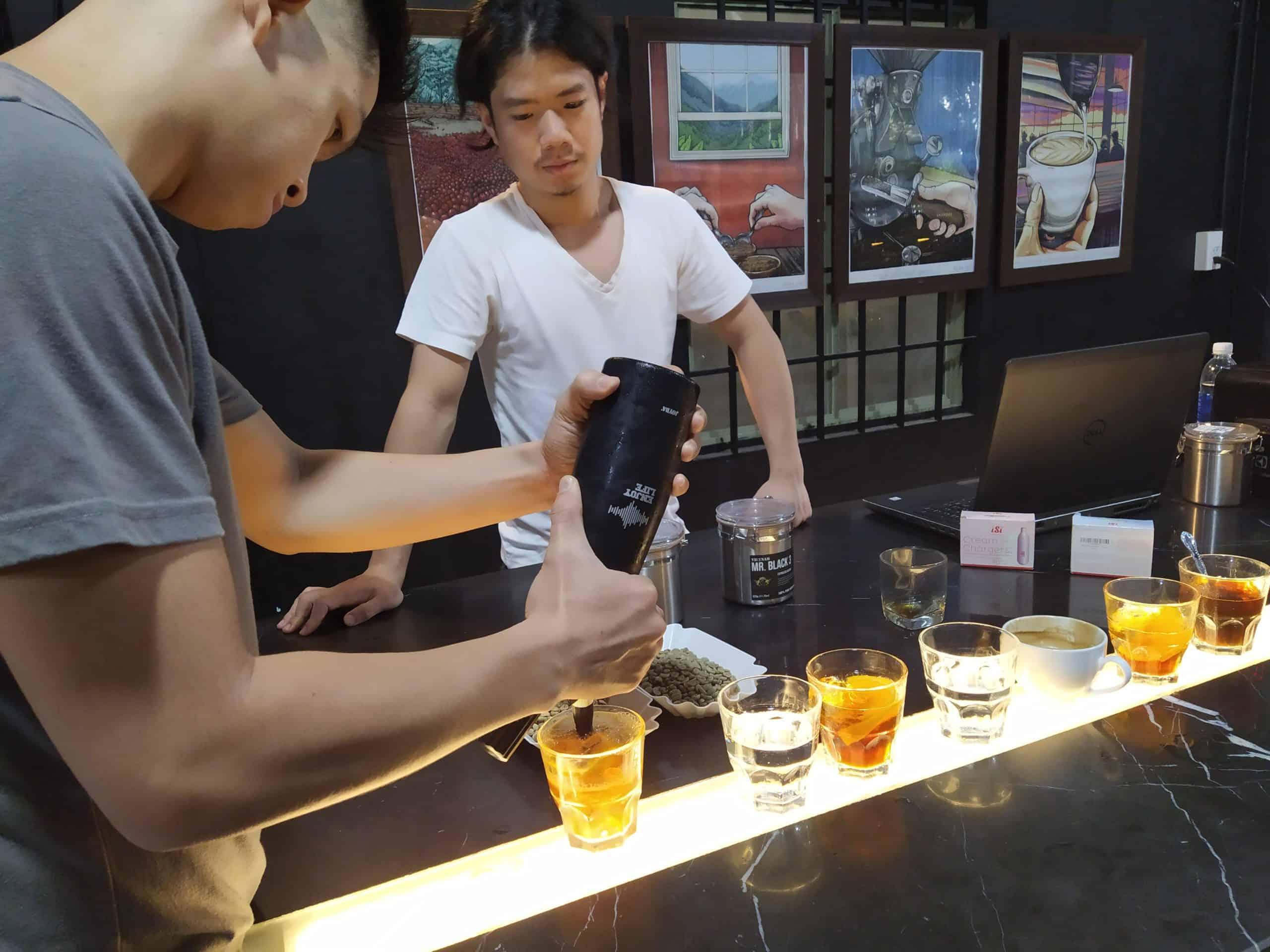 Coffee Conner Emart GÒ Vấp